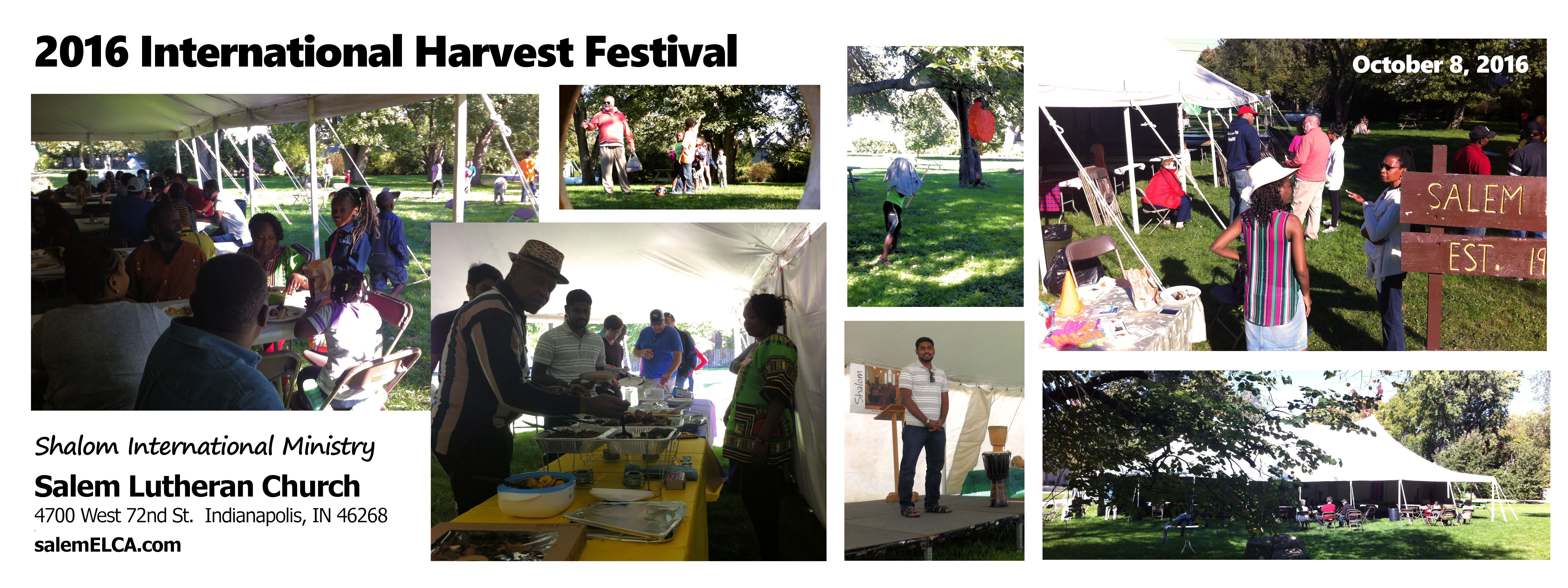 Images from the 2016 International Harvest Festival.