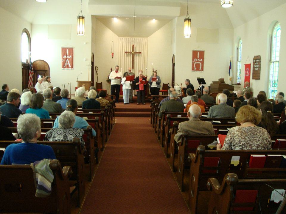 Choir sings our mission statement Oct. 15, 2011