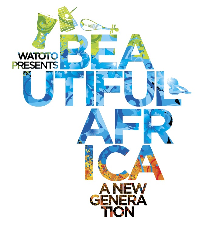 Watoto Beautiful Africa logo